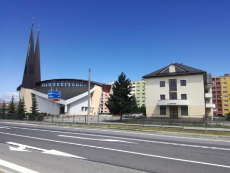 Svätyňa a Centrum