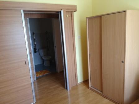 bezbarierová izba