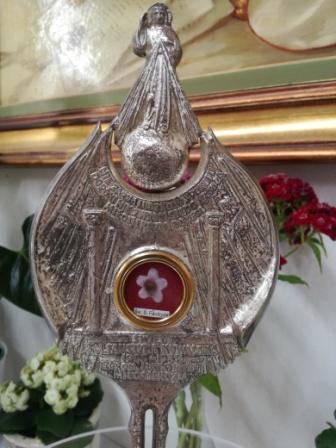 relikvie sv. Fausíny