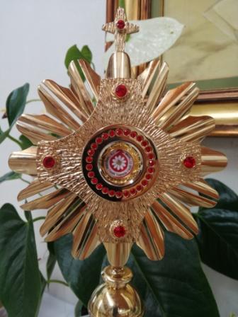 relikvie sv. Jána Pavla II.