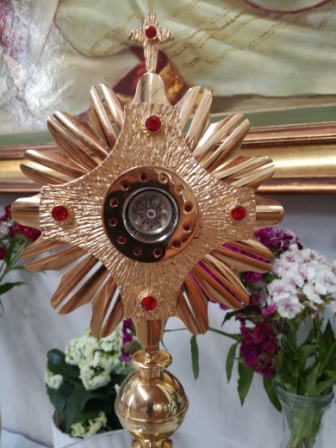 relikvie sv. Vincenta Pallottiho
